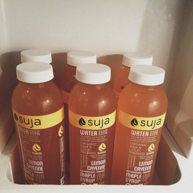 Suja Juice | Stephanie Drenka