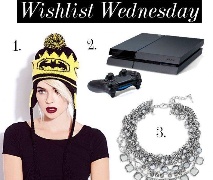 Wishlist Wednesday: Winter Edition   Stephanie Drenka