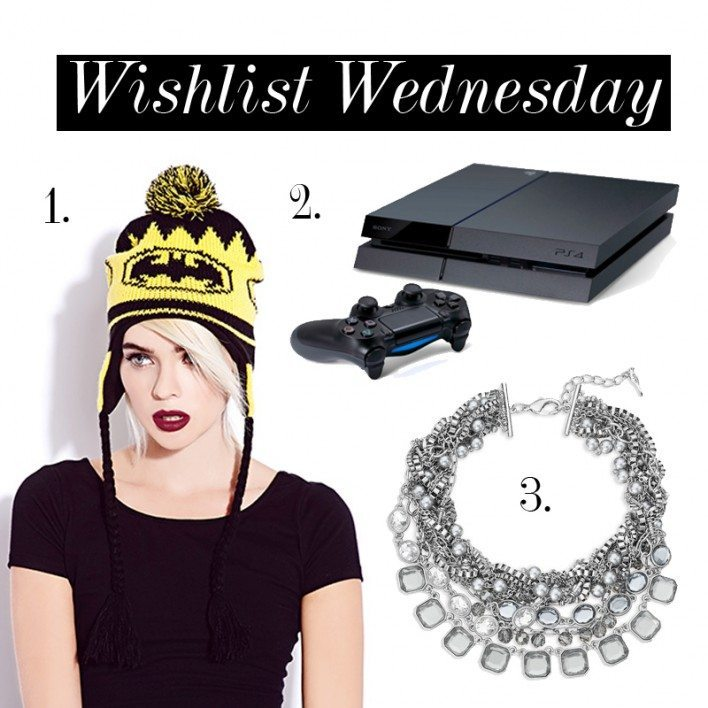 Wishlist Wednesday: Winter Edition | Stephanie Drenka