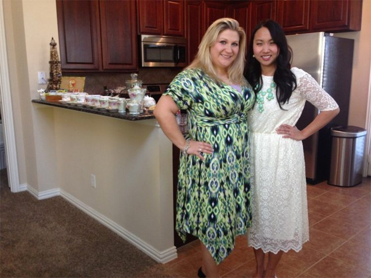 jane austen tea party bridal shower