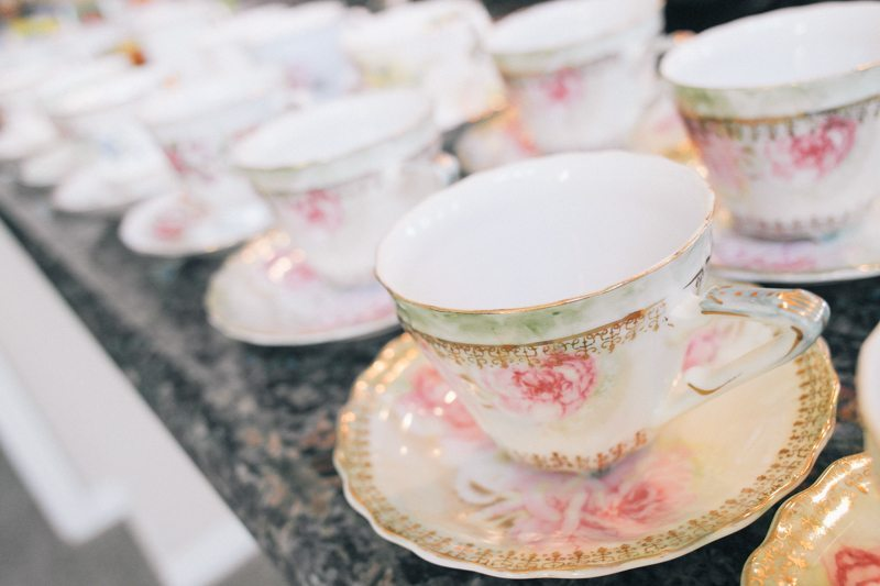 Jane Austen Themed Bridal Shower