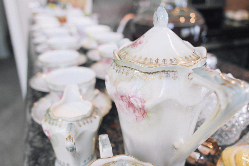Jane Austen Themed Bridal Shower