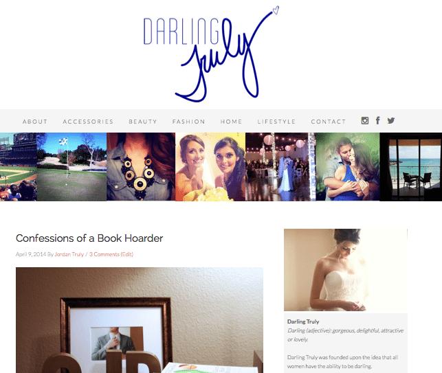 Featured Blog: Darling Truly | Stephanie Drenka