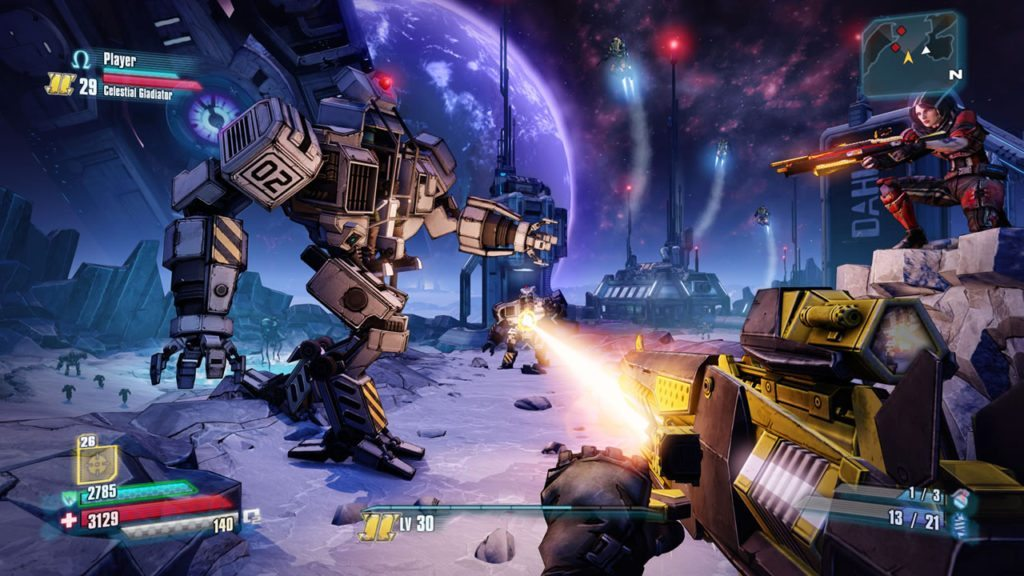 Borderlands: The Pre-Sequel Officially Announced | Stephanie Drenka