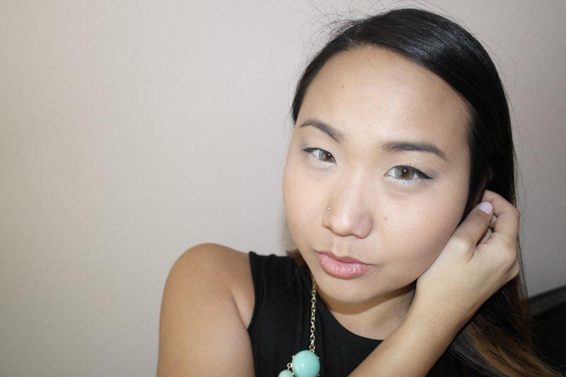 Indoor + Flash with Full Makeup