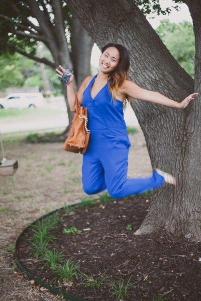 Jumping on the Jumpsuit Bandwagon | Stephanie Drenka