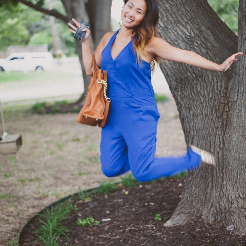 Jumping on the Jumpsuit Bandwagon | Stephanie Drenka