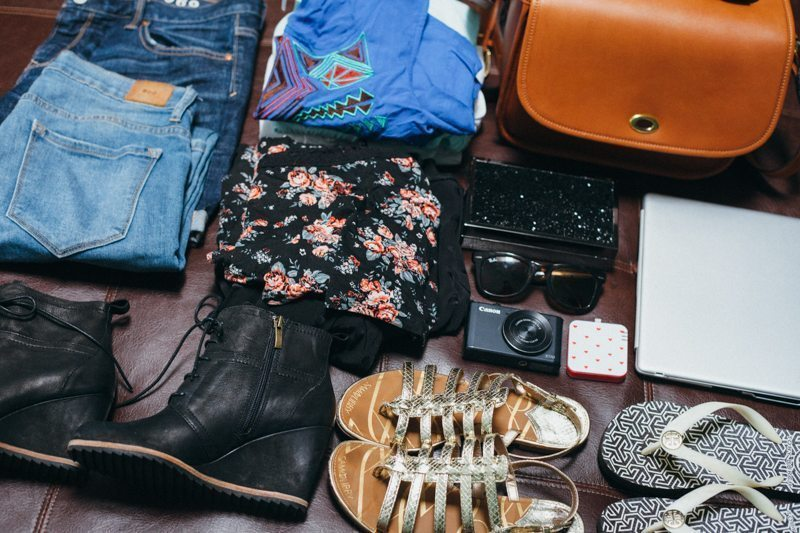 What to Pack: Weekend Road Trip Edition | Stephanie Drenka