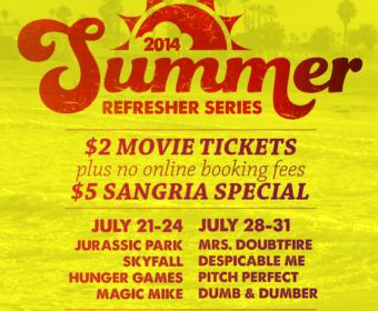 Studio Movie Grill's Summer Series | Stephanie Drenka
