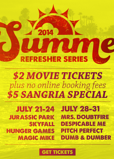Studio Movie Grill's Summer Series | Stephanie Drenka