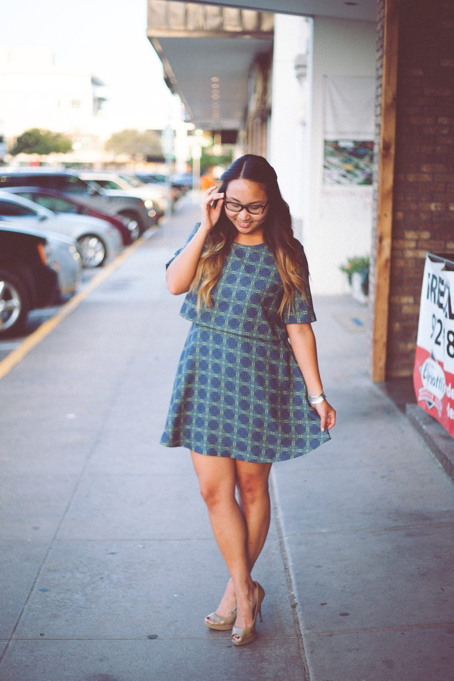 Obsessed with JOA 'The Smak' Dress | Stephanie Drenka