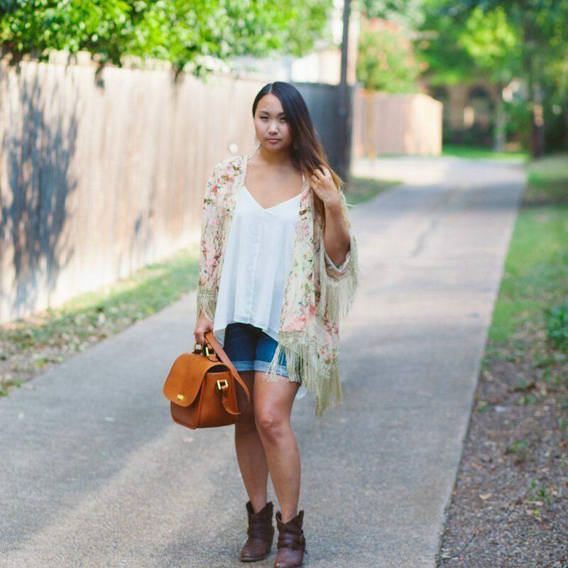 Summer Trend: The Floral Kimono | Stephanie Drenka