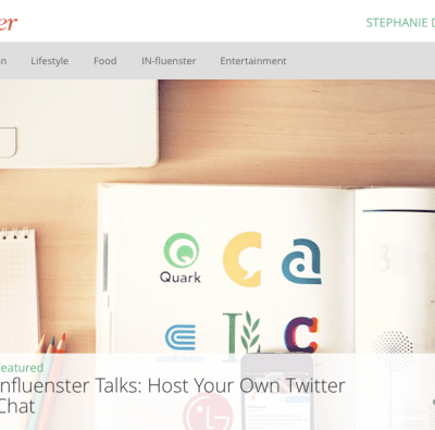 How to Host a Twitter Chat | Stephanie Drenka