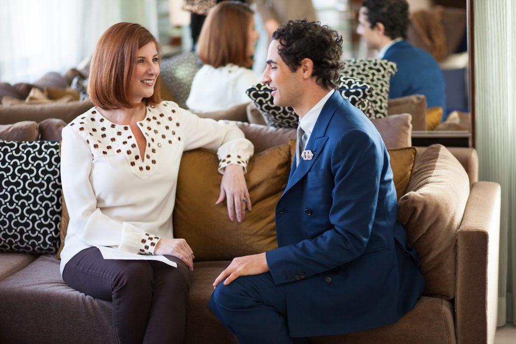 Oh So Cynthia's Interview with Zac Posen | Stephanie Drenka