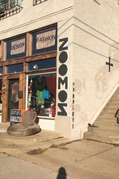 DFW Bloggers Closet Sale at Zoomos | Stephanie Drenka