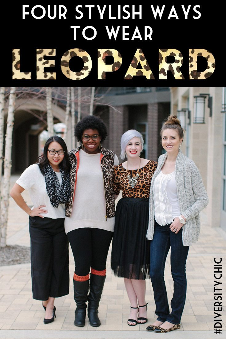 Diversity Chic: Leopard Print | Stephanie Drenka
