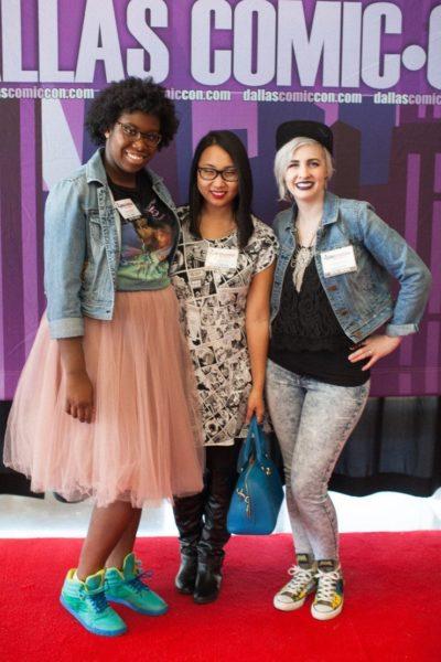 Dallas Comic Con Fan Days Presented by FAN EXPO | Stephanie Drenka