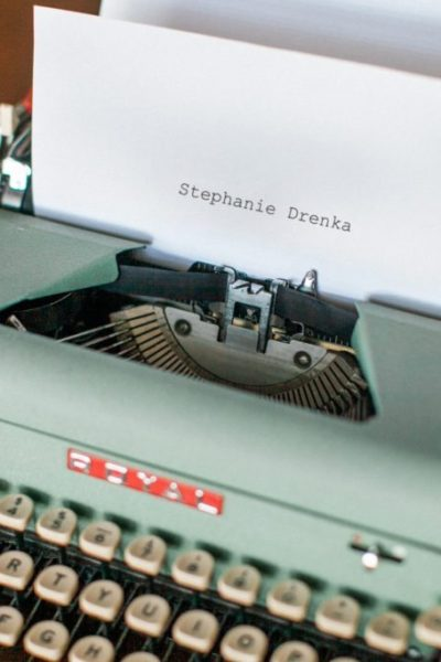 What's in a Name? | Stephanie Drenka
