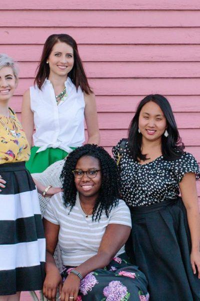 Diversity Chic: The A-Line Skirt   Stephanie Drenka