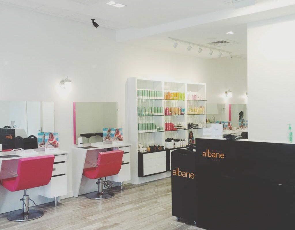 Camille Albane Upscale Hair Salon Opens in Dallas | Stephanie Drenka