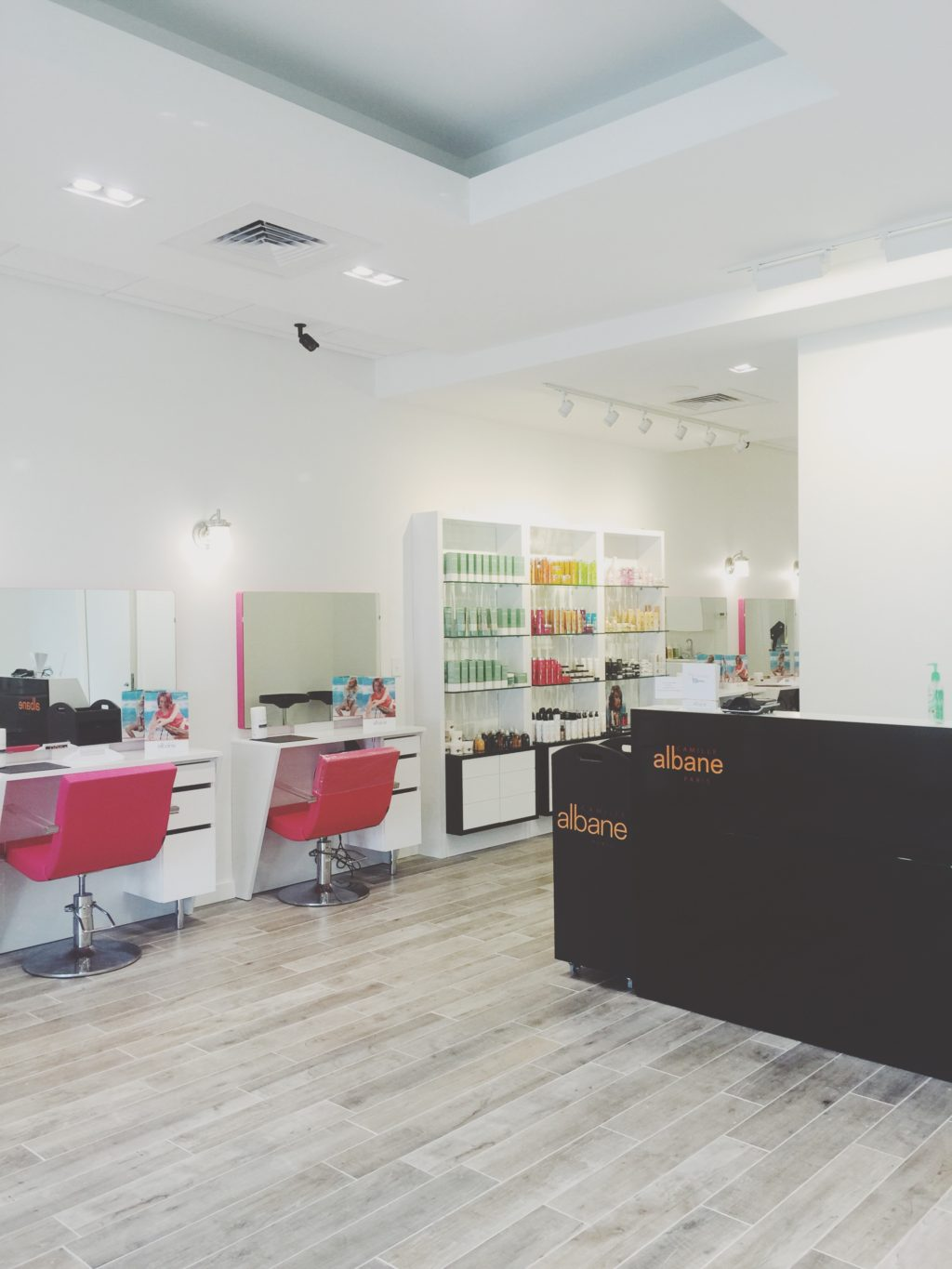 Camille Albane Upscale Hair Salon Opens in Dallas | Stephanie Drenka
