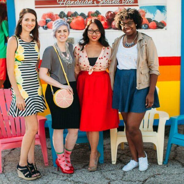 Diversity Chic: Fruitful Fashion   Stephanie Drenka