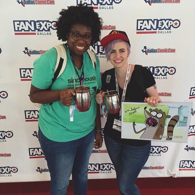 10 Things We Learned at Dallas Comic Con  | Stephanie Drenka