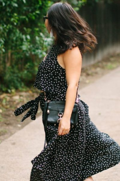 Polka Dots & Culottes | Stephanie Drenka