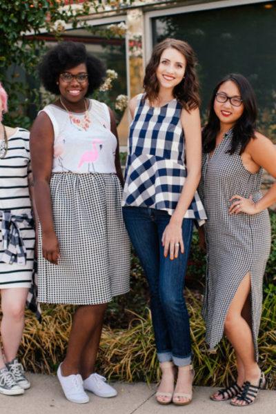 Diversity Chic: Gingham Style | Stephanie Drenka