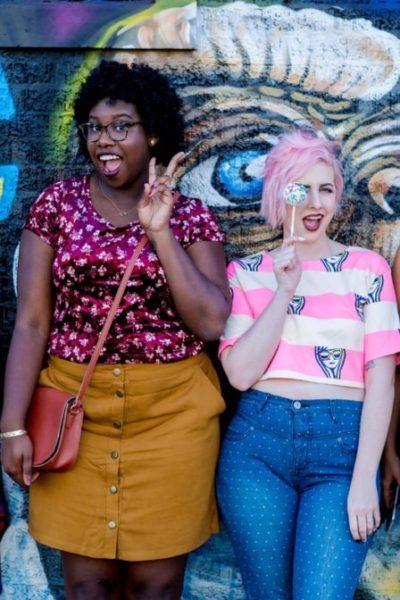 Diversity Chic: I Love the '90s   Stephanie Drenka
