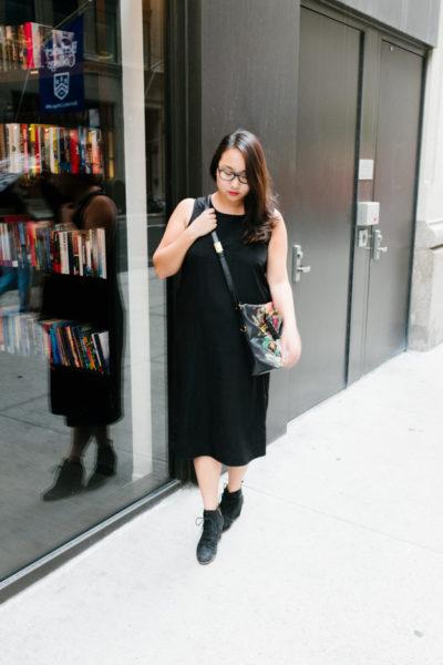 NYFW // Day 3 Outfit: Elliott Lucca | Stephanie Drenka