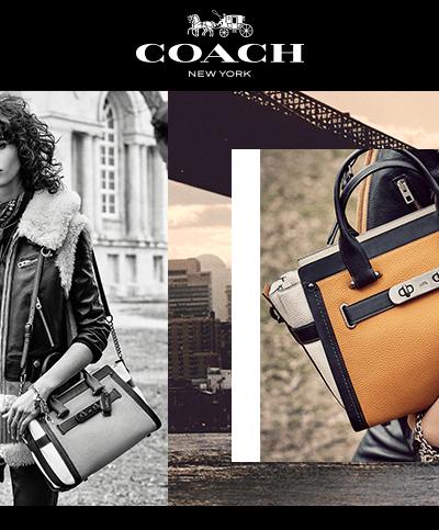 COACH 2015 Fall Collection Trunk Show | Stephanie Drenka