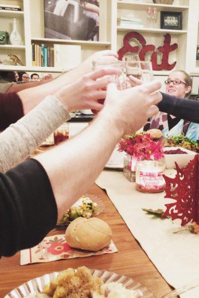 Happy Friendsgiving | Stephanie Drenka