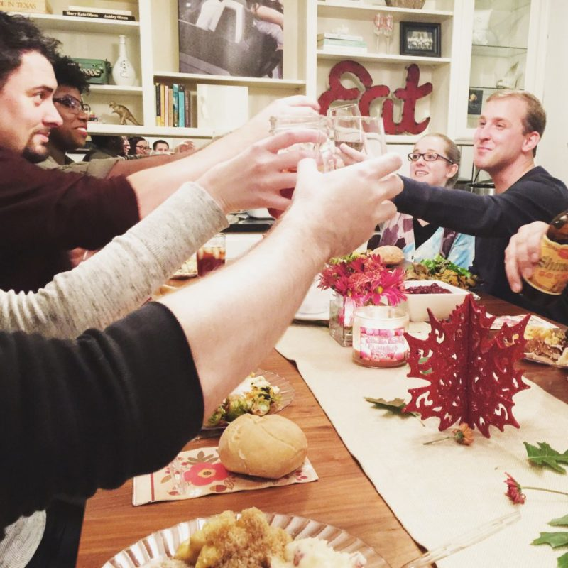 Happy Friendsgiving | Stephanie Drenka