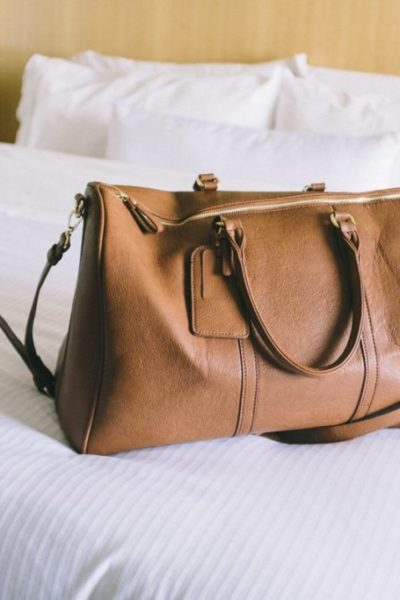 Travel Essentials: The Weekender Bag | Stephanie Drenka