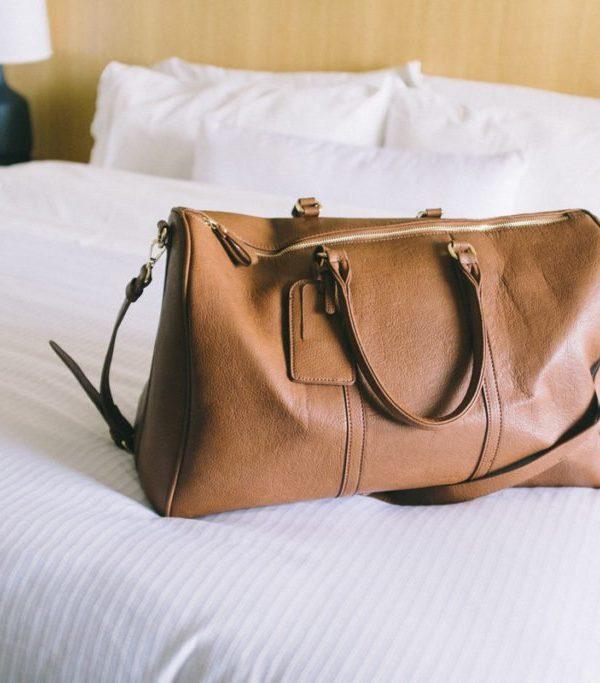 Travel Essentials: The Weekender Bag