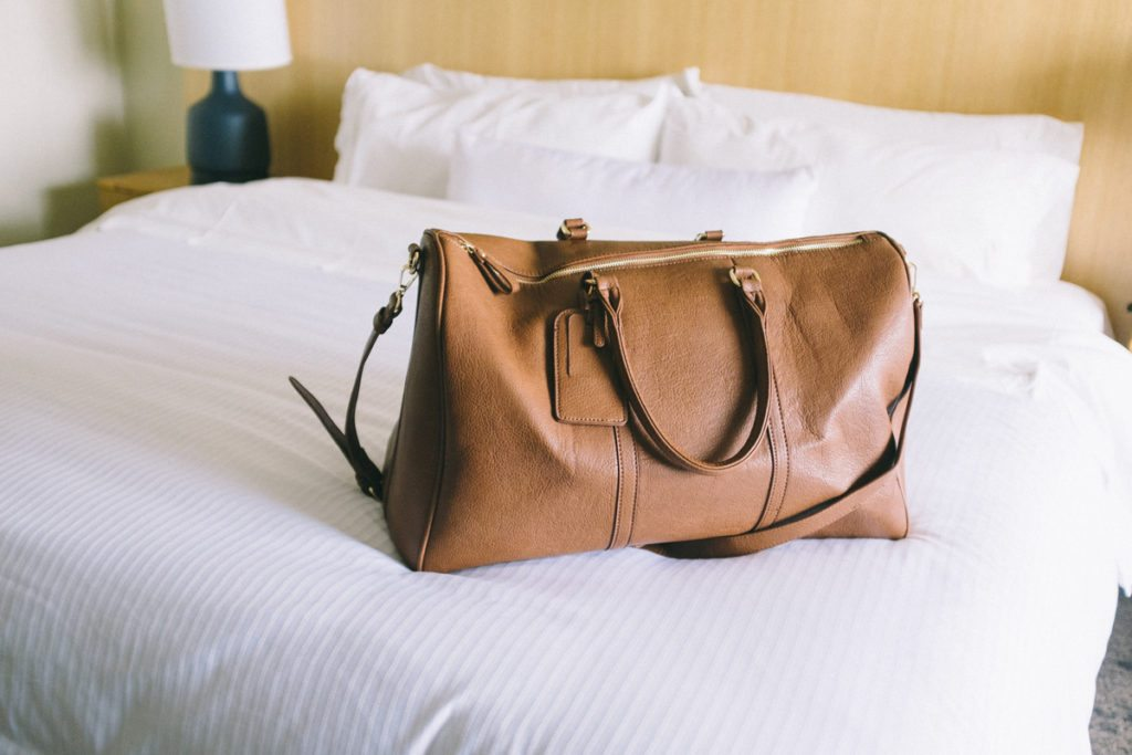 Travel Essentials: The Weekender Bag | Stephanie Drenka