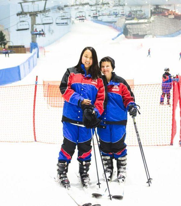 Ski Dubai – Indoor Ski Resort