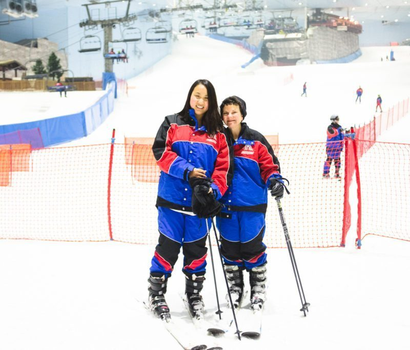 Ski Dubai – Indoor Ski Resort