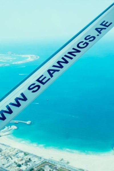 Seawings: Dubai Creek Seaplane Tour   Stephanie Drenka