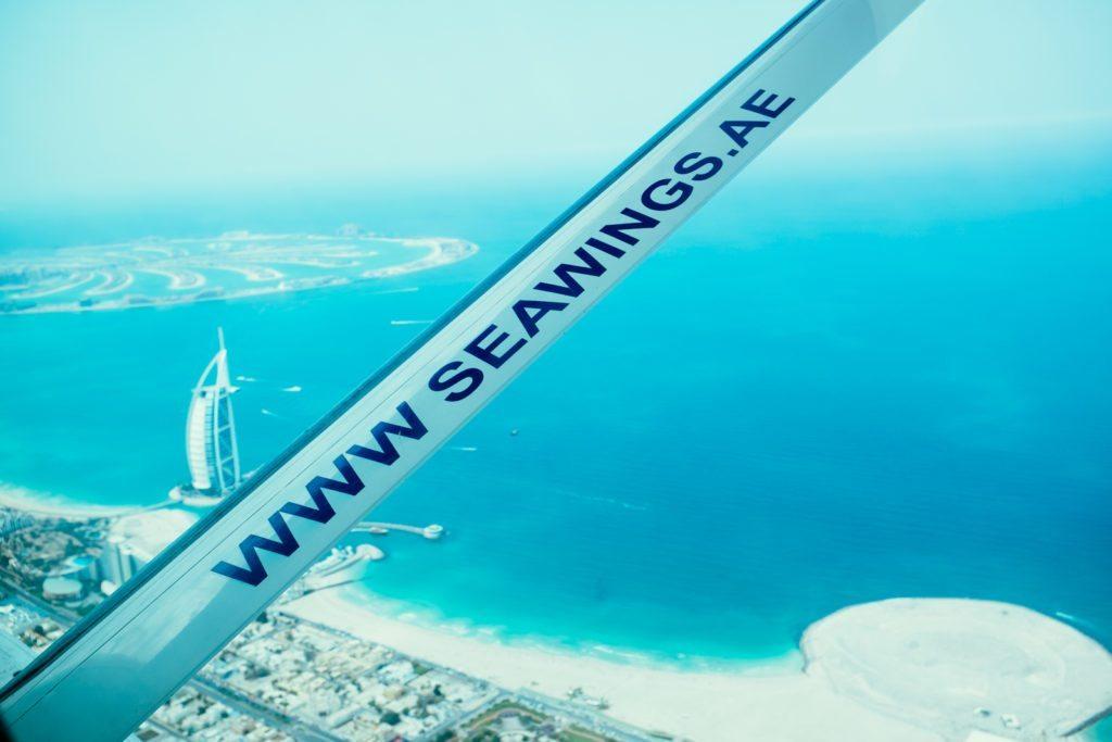 Seawings: Dubai Creek Seaplane Tour | Stephanie Drenka