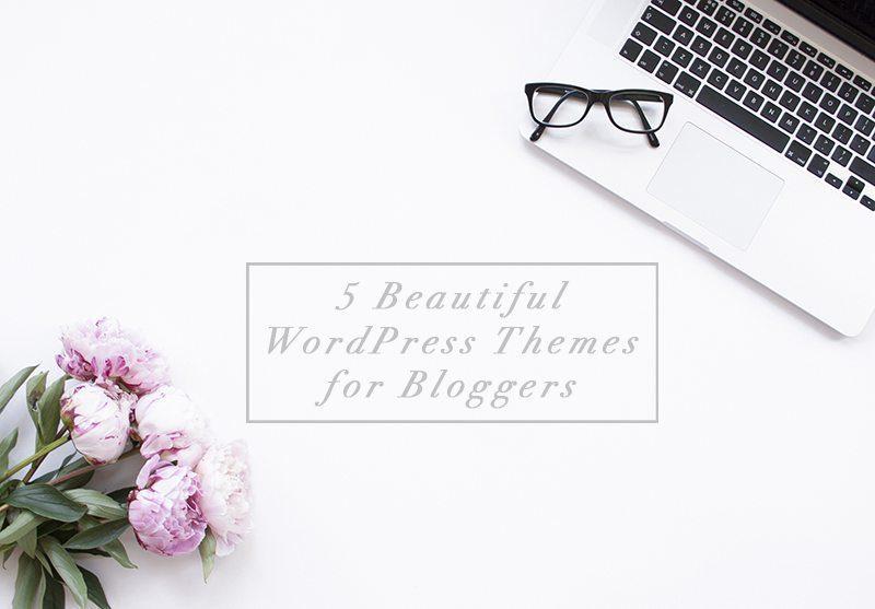 5 Beautiful Genesis WordPress Themes | Stephanie Drenka