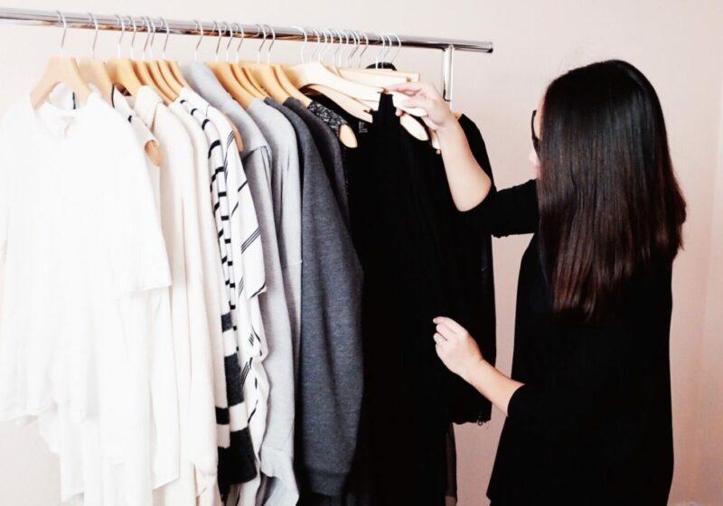 My Closet: Spring Capsule Wardrobe