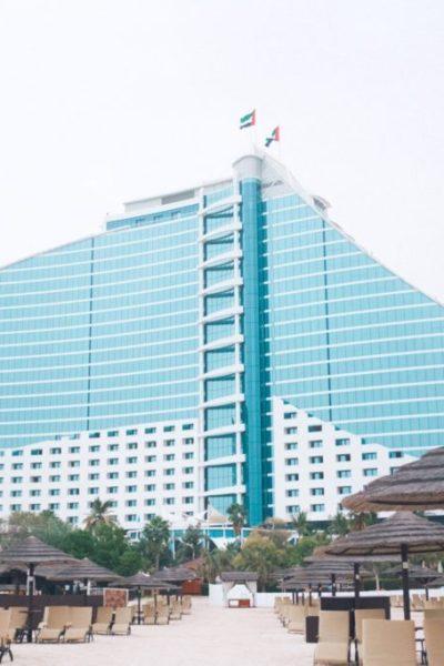 Jumeirah Beach Hotel & Burj al Arab | Stephanie Drenka