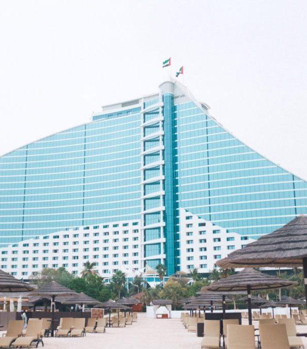 Jumeirah Beach Hotel & Burj al Arab