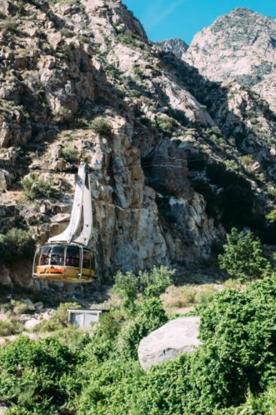 Palm Springs Aerial Tramway | Stephanie Drenka