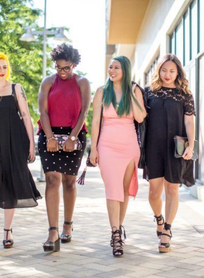 Diversity Chic: Ladies Night