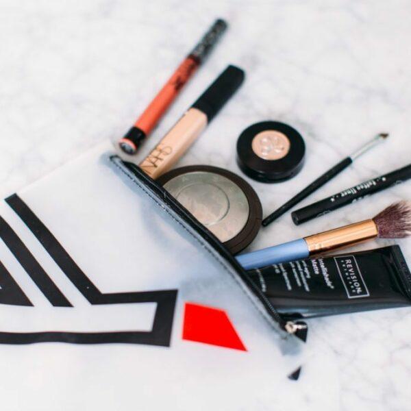 What to Pack: Travel Makeup Essentials   Stephanie Drenka