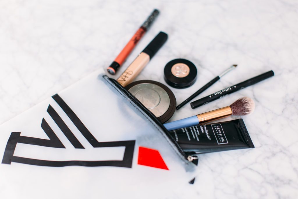 What to Pack: Travel Makeup Essentials | Stephanie Drenka