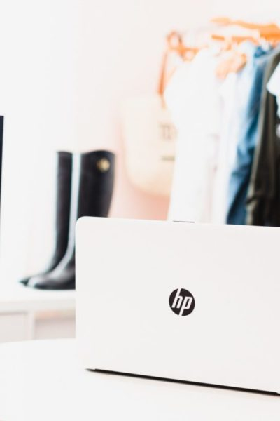 "Tech Meets Style: New HP 17"" Notebook 